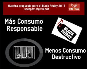 Black Friday: Más consumo responsable